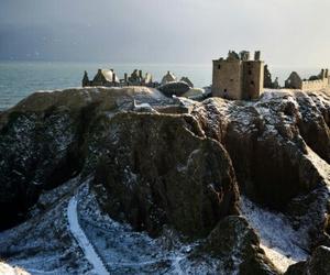 castle and scotland image