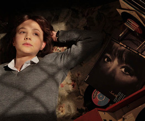 an education, Carey Mulligan, and movie image