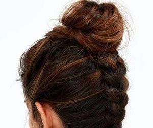 beauty, fashion, and hairextension image