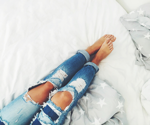 fashion, goals, and bed image