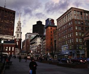 boston, boston common, and park street image