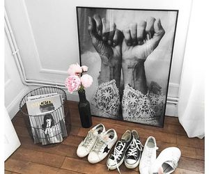 adidas, decoration, and pink image