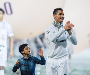 cristiano ronaldo and real madrid image