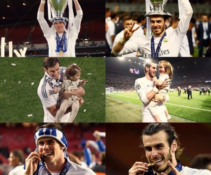 real madrid, gareth bale, and hala madrid image