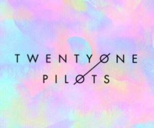 wallpaper, twenty one pilots, and music image