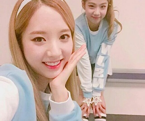 bona, yeoreum, and wjsn image