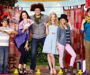 pirate, liv and maddie, and liv rooney image