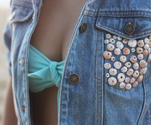 fashion, girl, and bikini image
