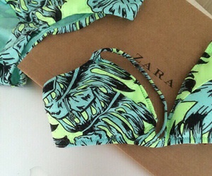 Zara, bikini, and fashion image