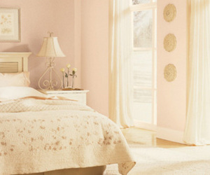 bedroom, pastel, and room image
