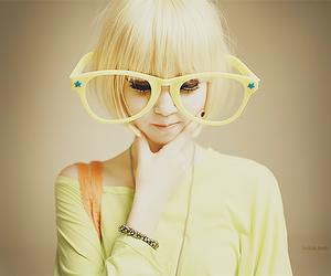 asian girl, fashion, and korea image
