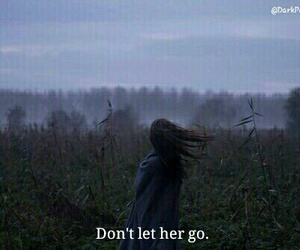 alone, please, and dont let go image