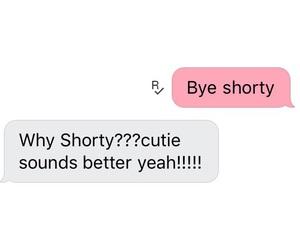 cute texts, flirt, and goals image