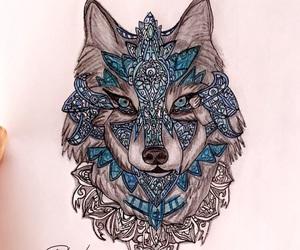 dibujos, draws, and loba image