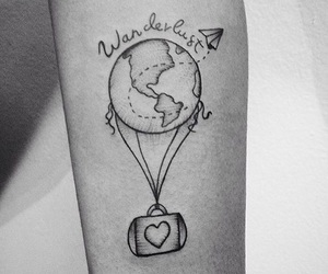 plan and tattoo image
