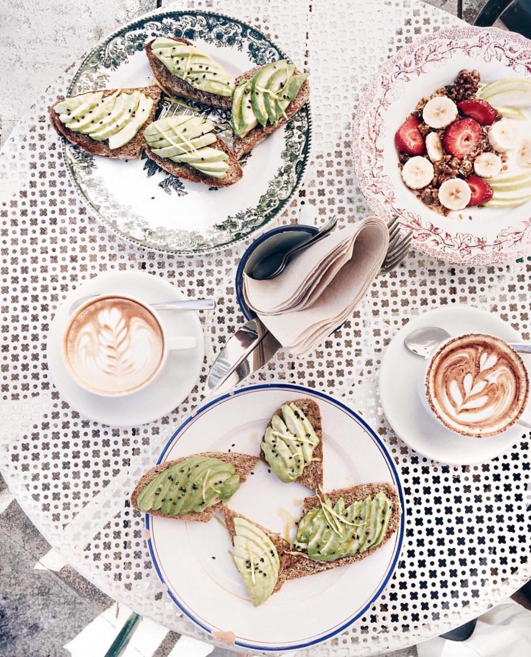indie, spring, and food image