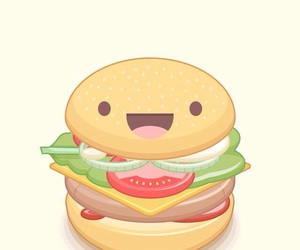 wallpaper, food, and cute image