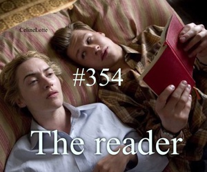 kate winslet, movie, and the reader image
