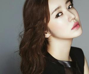 korean girl, yoon eun hye, and k actress image