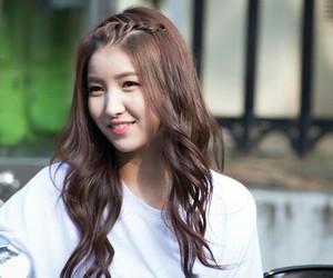 kpop, sowon, and gfriend image