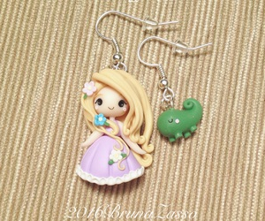 disney, fimo, and cute image