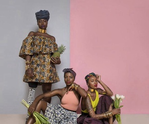aesthetic, African, and beauty image