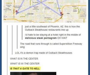 funny, supernatural, and lol image