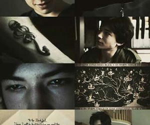voldemort, regulus black, and black family image