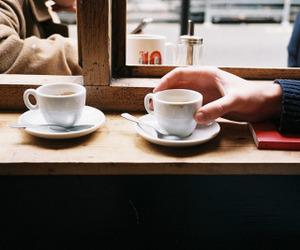 vintage, coffee, and indie image