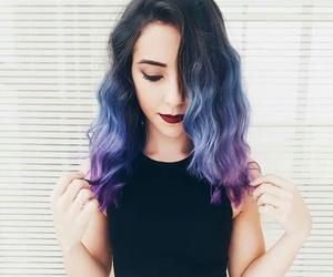 cabelo, inspiração, and youtuber image