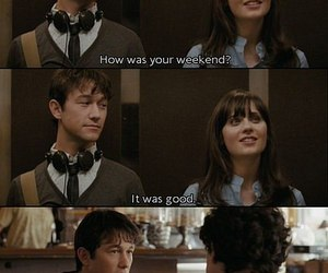 500 Days of Summer, boy, and sex image