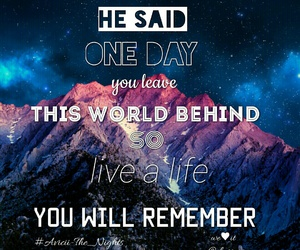 night, quote, and avicii image
