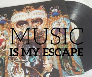 escape, king of pop, and michael jackson image