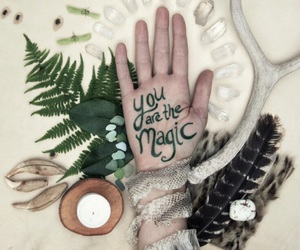 you are the magic image