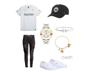 vans, the north face, and movado image