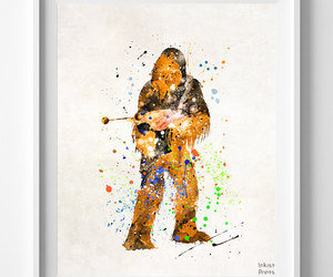 etsy, movie poster, and home decor image