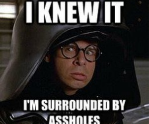 80's, star wars, and funny image