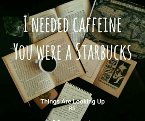 alternative, coffee, and Lyrics image