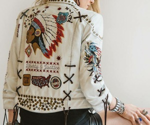 fashion, jacket, and cool image