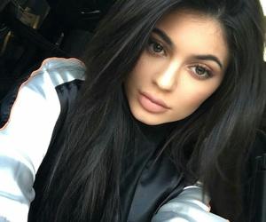 hair, jenner, and kylie image