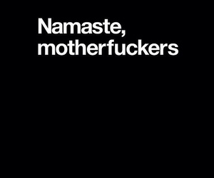 namaste and quotes image