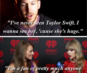 1989, blank space, and calvin harris image
