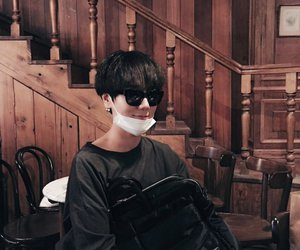 yesung, handsome, and sunglasses image
