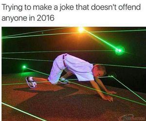 funny, joke, and 2015 image