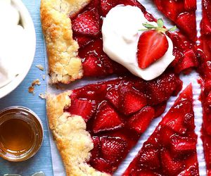 food and tart image