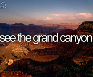 before i die and grand canyon image
