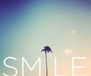 smile, sky, and summer image