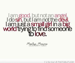 quote, love, and angel image