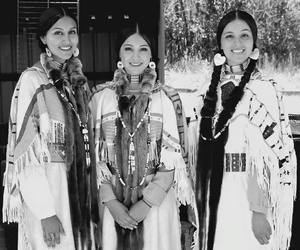 american, beauty, and native image