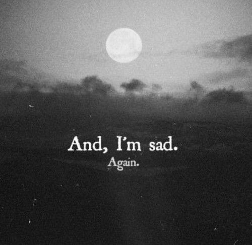 lost, sad, and sadness image
